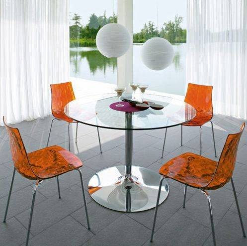 The art of great dining room design being tazim for Calligaris instagram