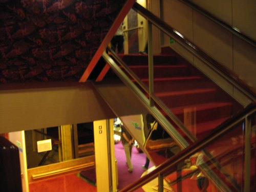 Stairway Boat 1