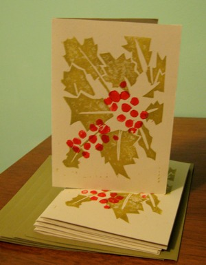 Holiday Cards studioahimsa