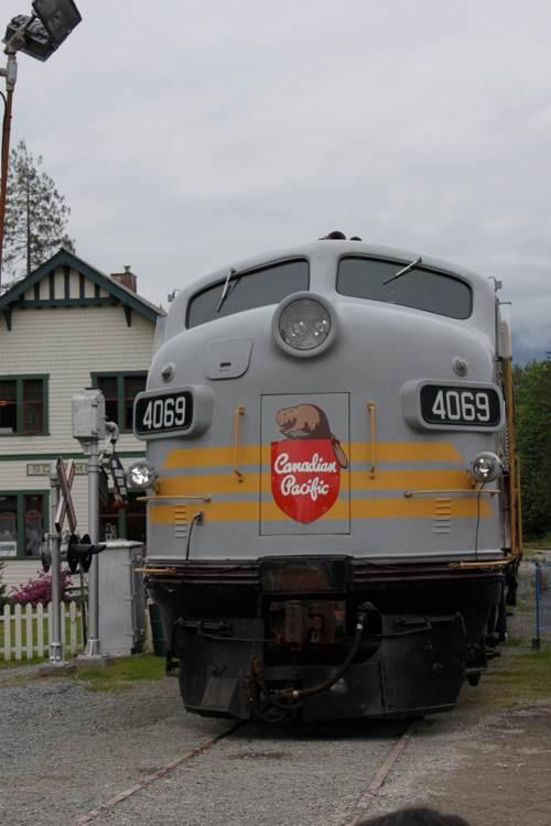 Train Beaver
