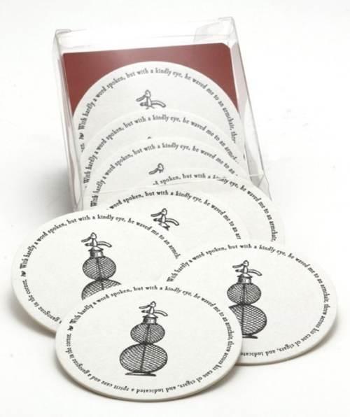 Sherlock Holmes Coasters
