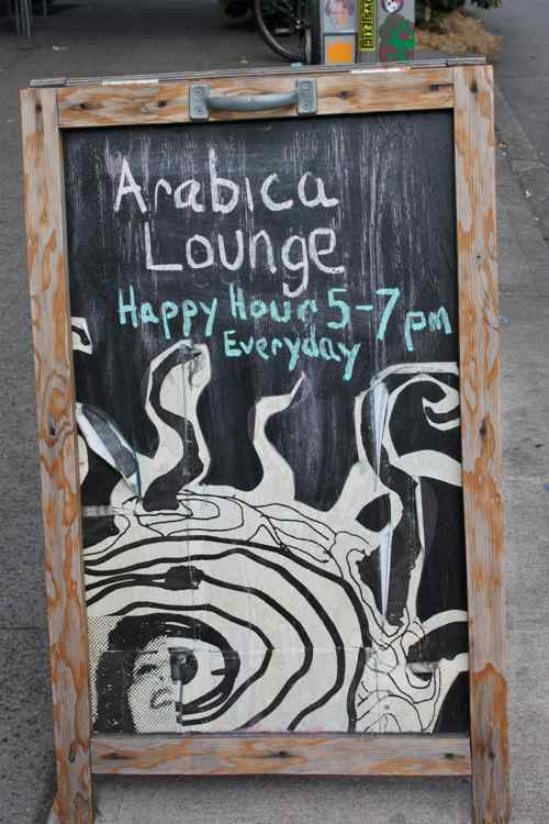 Arabica Lounge