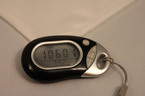 Multi function pocket pedometer from heart rate monitors usa review
