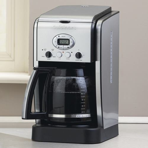 Cuisinart Coffee Maker Auto Off Not Working : 3 Fantastic Home Coffee Machines {Guest Post} - Being Tazim