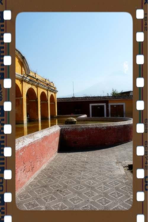 Antigua Guatemala Travel Photos in Lo-Fi