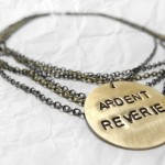 Handmade Accessories by Ardent Reverie