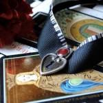 NeoVictorian Gothic Steampunk Handmade Jewelry From Poison Garden