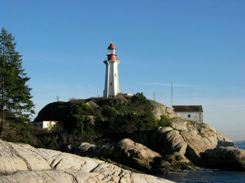 Lighthouse Park—Vancouver Travel