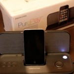 Memorex PurePlay Portable Speaker for iPod and iPhone — Road Trip Essentials