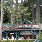 Capilano Suspension Bridge —Vancouver Travel