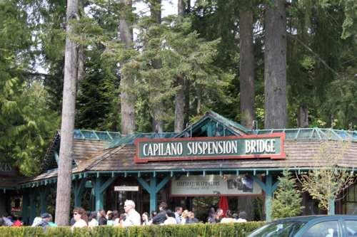 Capilano Suspension Bridge —Vancouver Travel