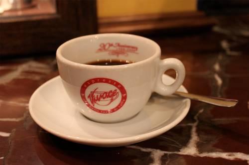 Vivace Coffee Shop —Seattle, Washington Travel