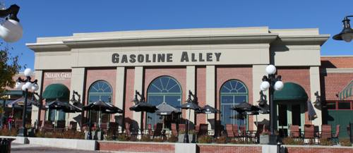 Gasoline Alley at Heritage Park—Calgary, Alberta Travel