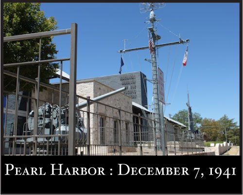 70 Years Ago Today : Pearl Harbor
