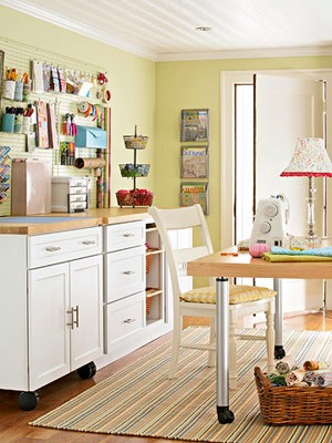 Craft Room Ideas on Craftroom
