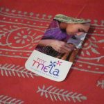 Handmade Block-Printed Tablecloth from India from MyMela