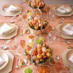 Peaches & Cream Interior Ideas