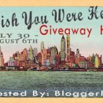 Wish You Were Here Giveaway Hop — Travel Essentials US & Canada {Closed}