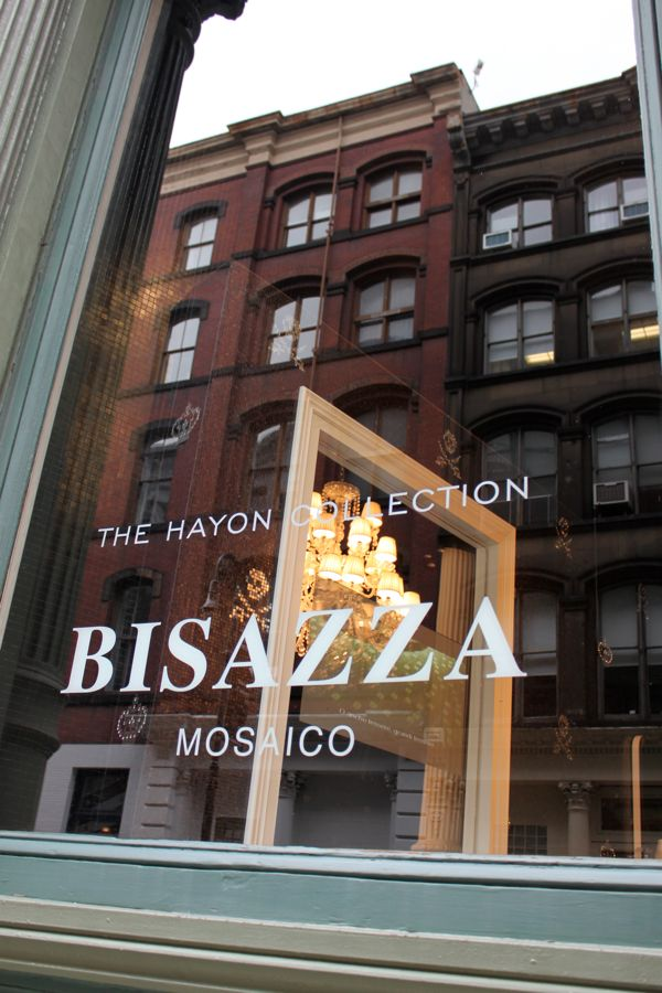 bisazza outside