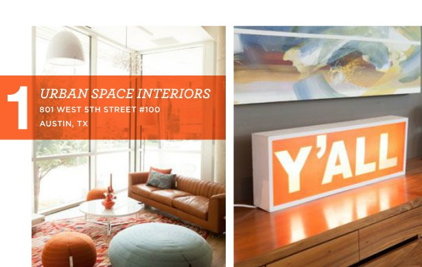 urban space interiors