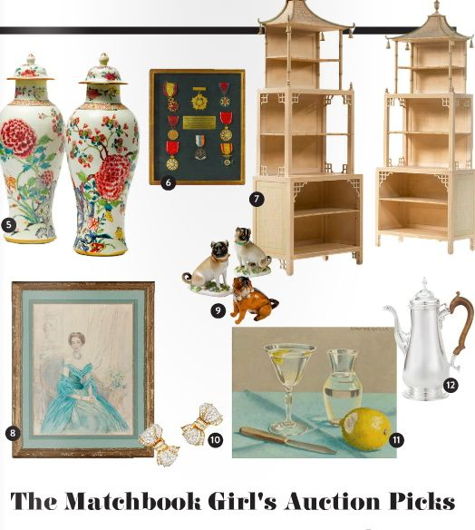 astor auction