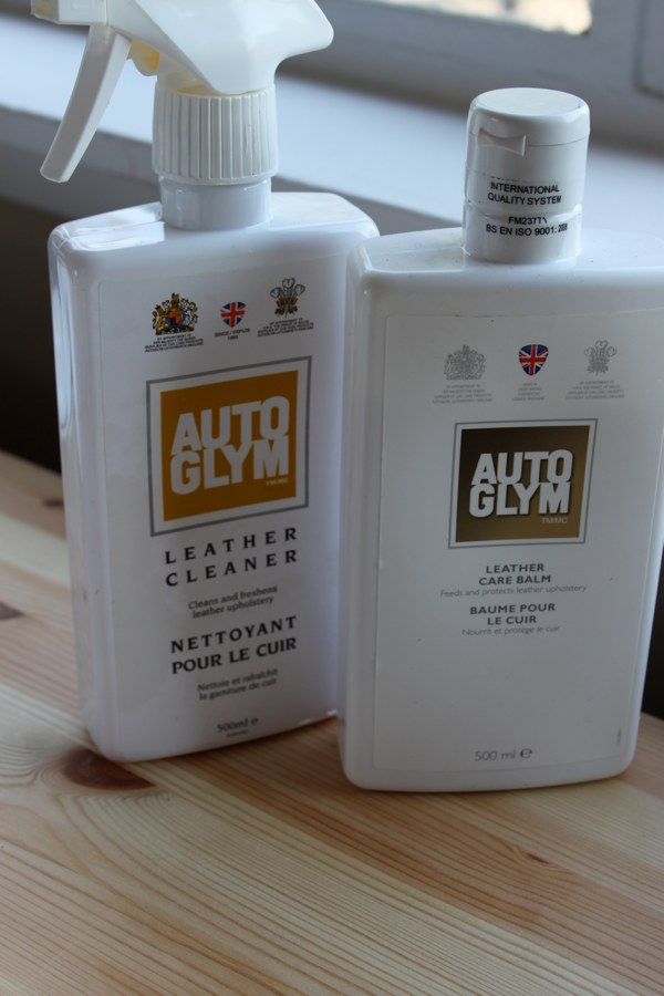autoglym leather