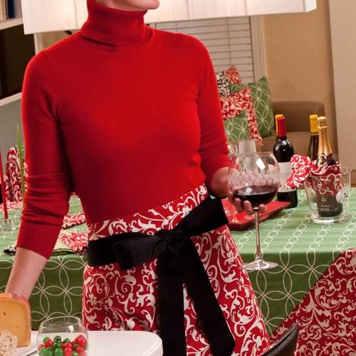 cocktail apron