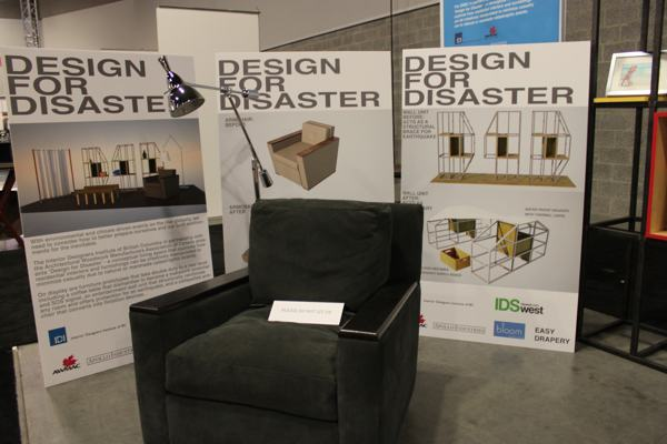 design for disaster IDS West