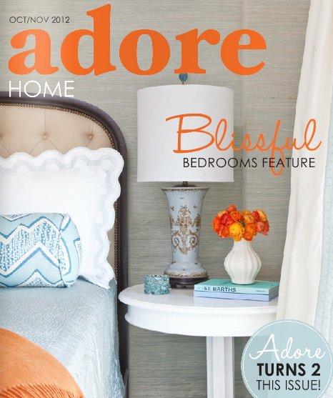adore home cover