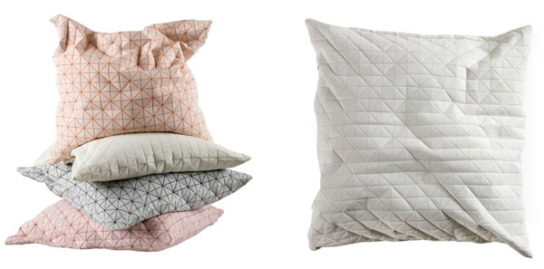 Mikabarr geo pillows