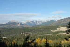 western canada fall