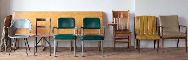 schoolhouse chairs