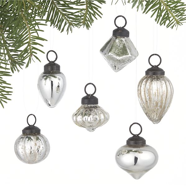 mini ornaments