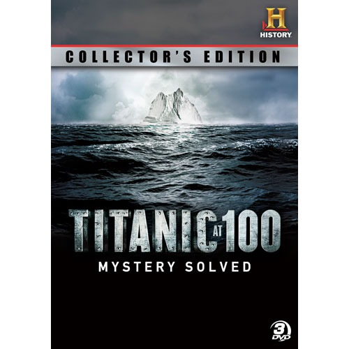 Titanic DVD