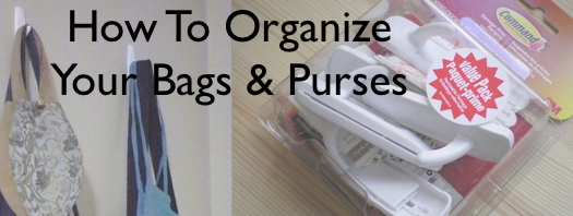 organize bags
