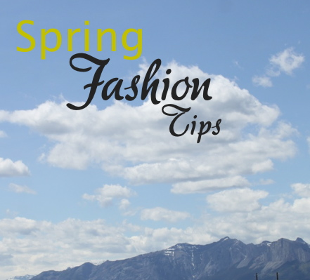 spring fashion tips