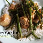 Ginger Garlic Asparagus Recipe