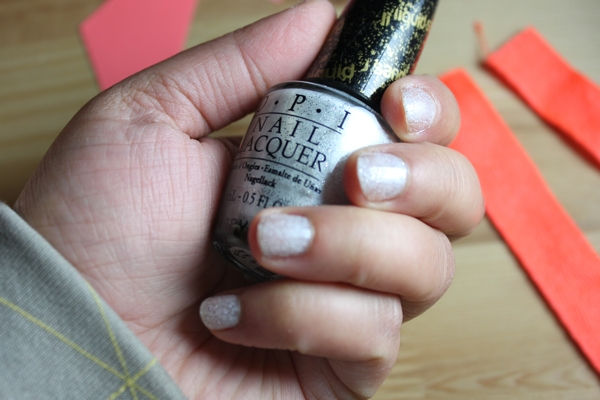 OPI Liquid Sand Nailpolish