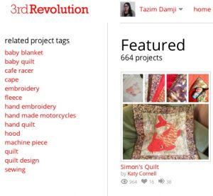 3rd Revolution Inspires DIY Creativity