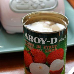 lychee drink recipe