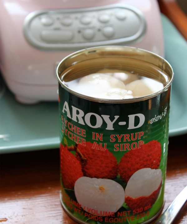 Frozen Lychee Drink Recipe