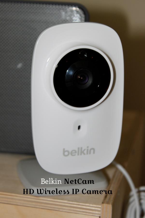 Netcam belkin / Lumix camera waterproof