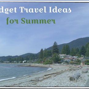 budget travel summer