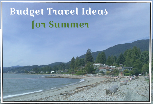 budget travel summer