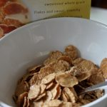 Starting my Morning off Right with Fibre 1 Almond & Cluster Delight Cereal #Fibre1ACD