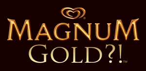 Magnum Gold for Gold Glam decor