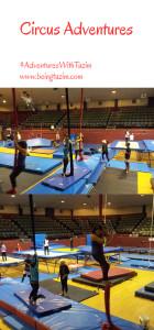 circus adventures #adventureswithtazim