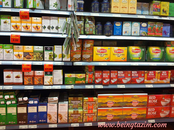 How to select Tea #shop