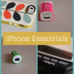 Here's a Quick List of iPhone Essentials