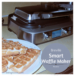 Breville Smart Waffle Maker Review